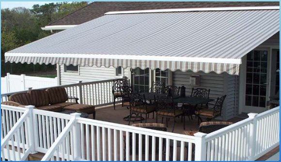 Charmant Retractable Awnings By Fu0026M Designs