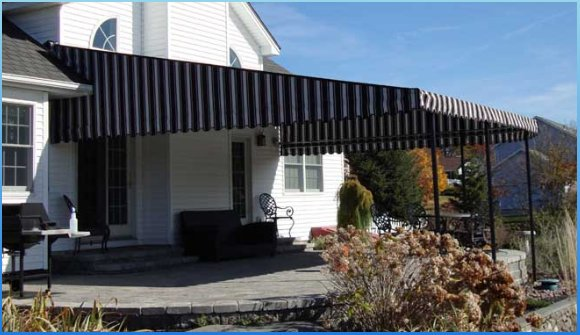 Canopy Erectors Residential Awnings Professional